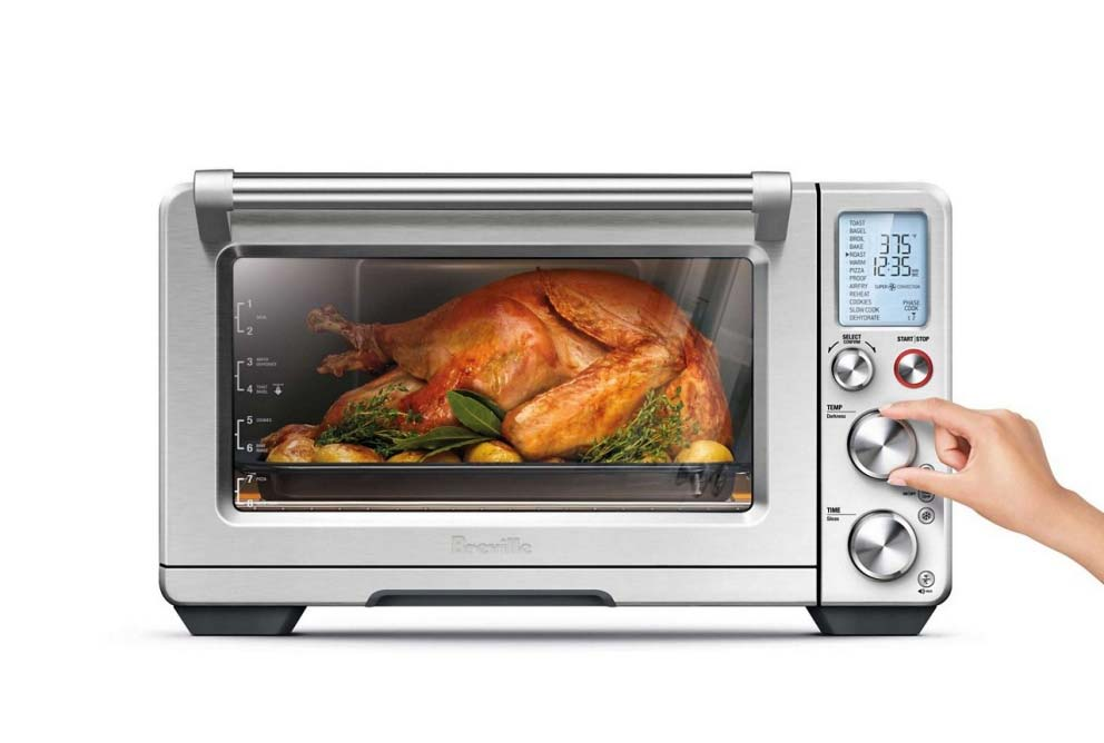 best air fryer toaster oven for large family - feature