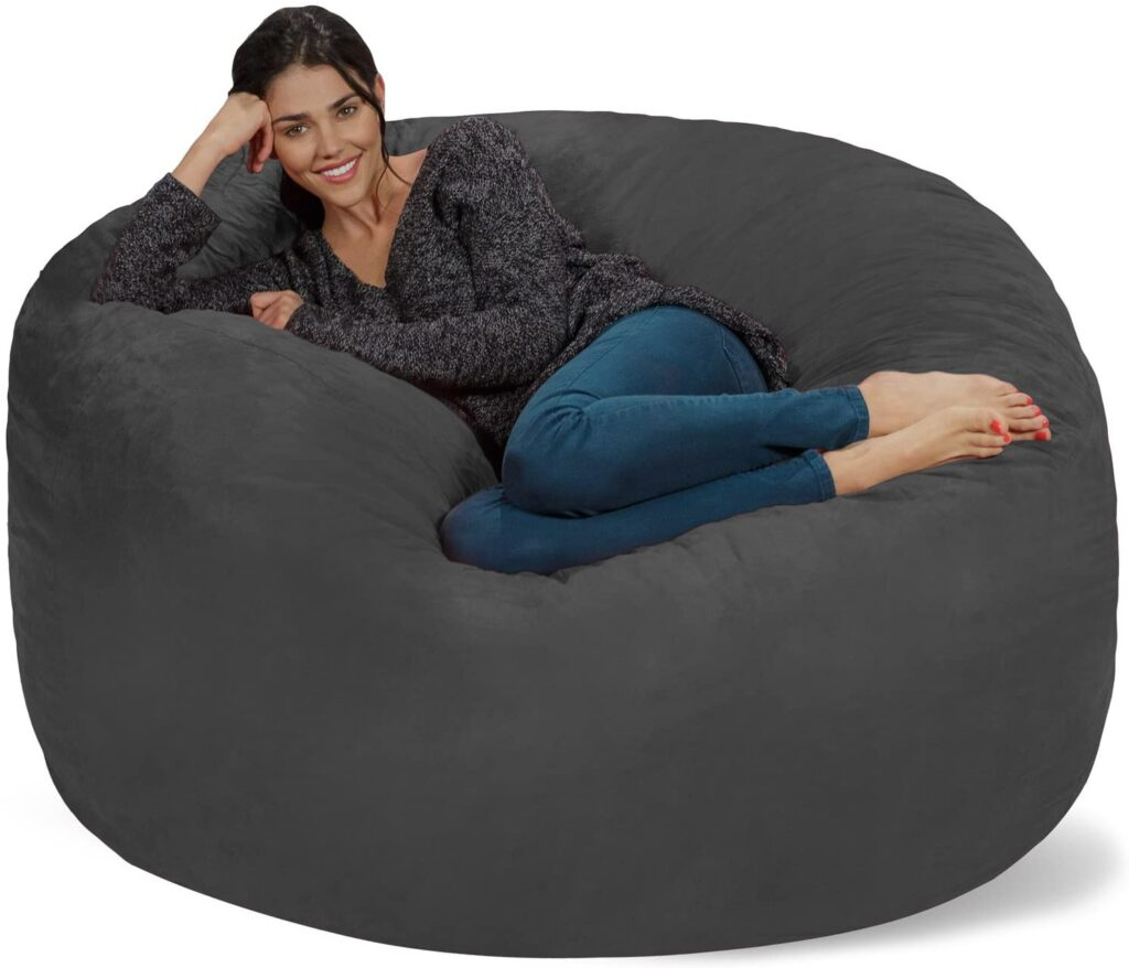 best bean bag chair for gaming on a budget