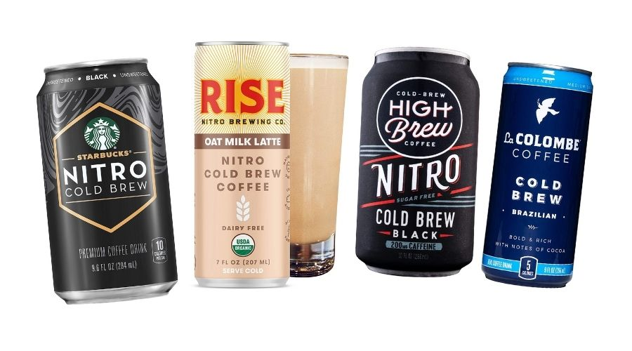 best nitro cold brew coffee in a can