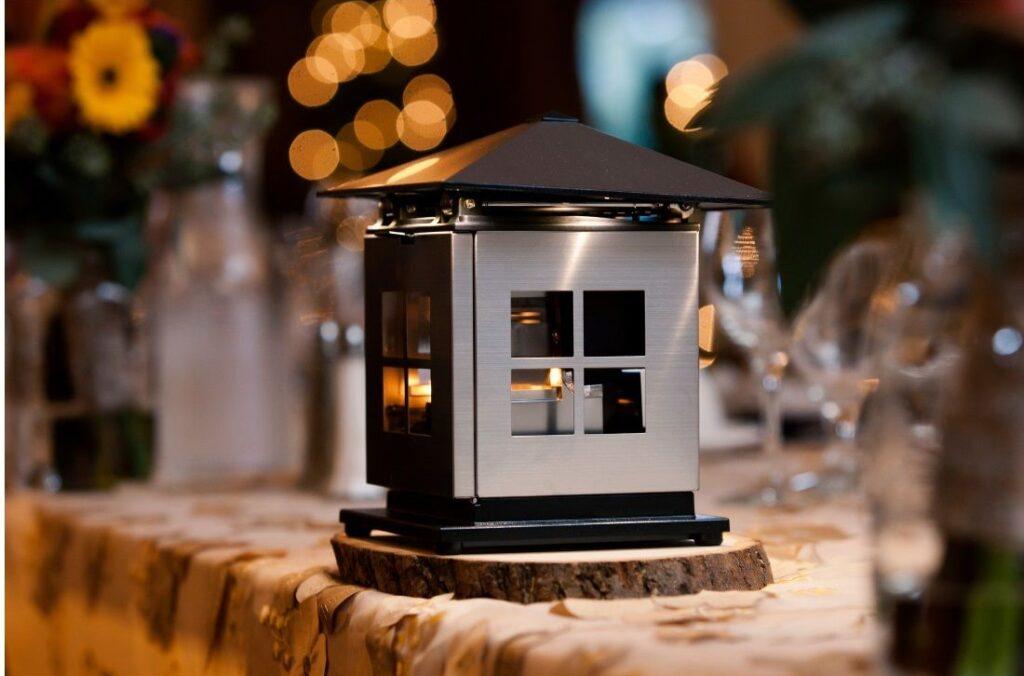 joi candle powered led lantern